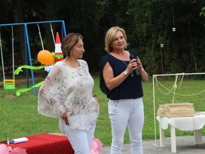 Pani učiteľka Kukučková sa lúči s MŠ po 44 rokoch práce