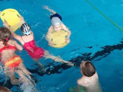 Plavecný výcvik MŠ Ladce